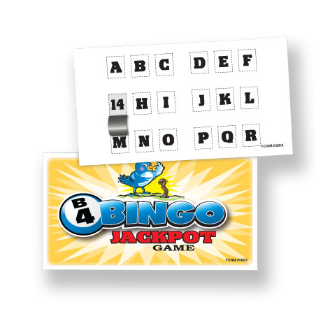 Jackpot Starburst cards