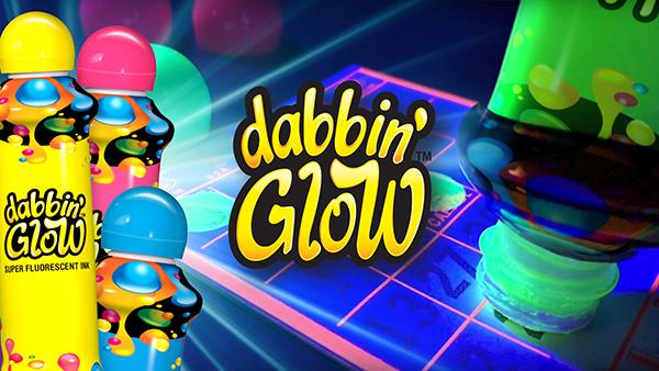 Dabbin Glow Bingo Ink